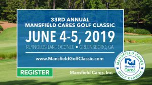 Mansfield Cares Golf Classic on June 4-5, 2019