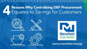 DEF Best Practices Guide: Centralizing to Save