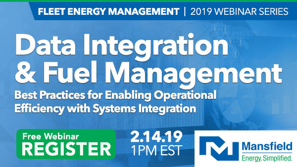 Webinar - Data Integration and Fuel Management