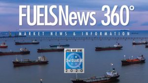 FUELSNews 360° Q2 2020 market report promotional graphic