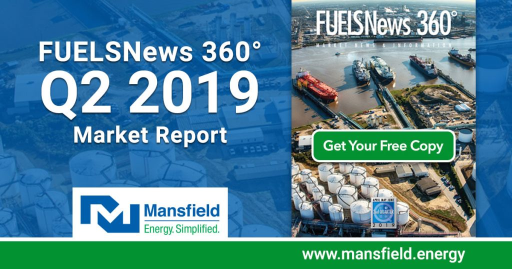 FUELSNews 360 Quarterly Report - Q2 2019 Cover