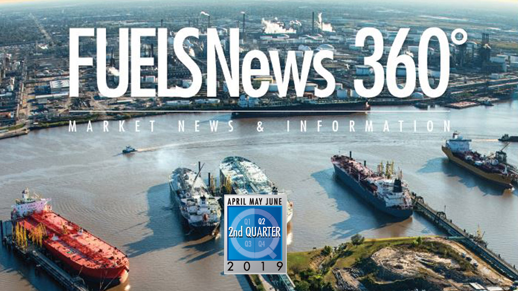 FUELSNews 360° Q2 2019 Report by Mansfield Energy