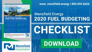 2020 Fuel Budgeting Checklist