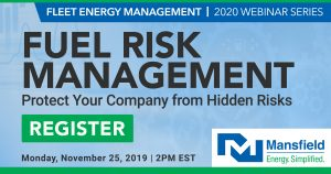 Fuel Risk Management Webinar Registration