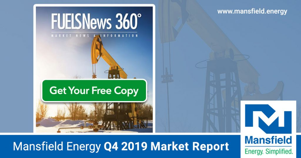 Promotional graphic for FUELSNews 360 report downloads