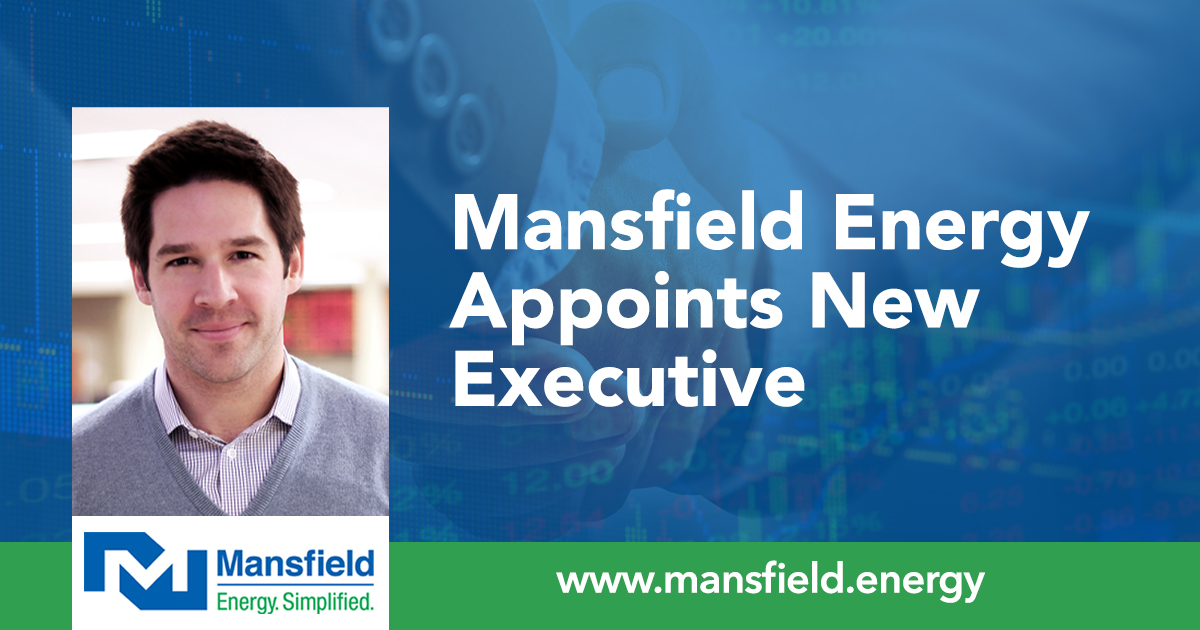 Michael Mansfield, Jr. to serve as Vice President, Customer Operations