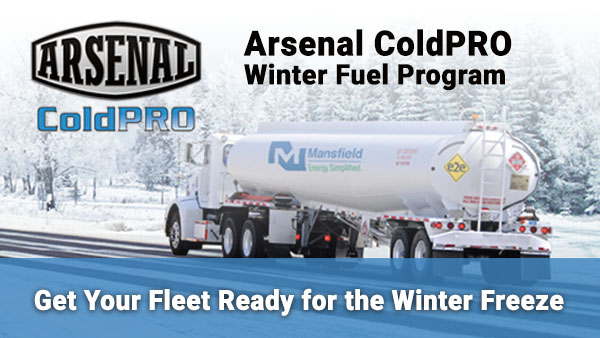 Arsenal ColdPRO Winter Fuel Program