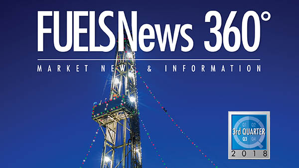 FUELSNews 360° Q3 2018 Report by Mansfield Energy