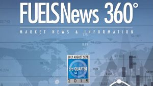 FUELSNews 360° Q3 market report promotional graphic
