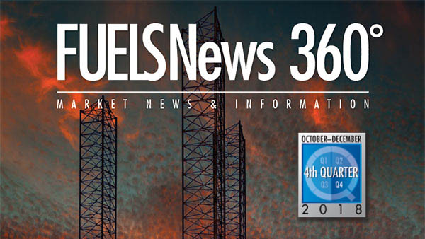 FUELSNews 360° Q4 2018 Report by Mansfield Energy