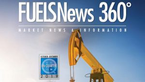 FUELSNews 360° Q4 2019 market report promotional graphic