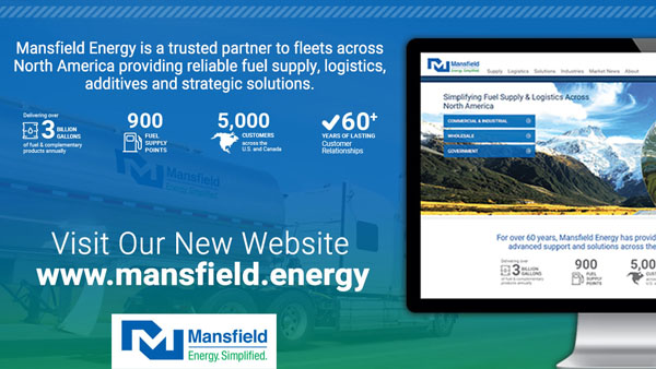Mansfield Energy Corp Announces New Website Launch