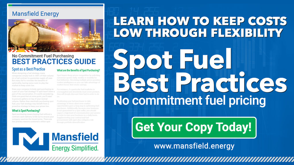 Spot Fuel Purchasing Best Practices