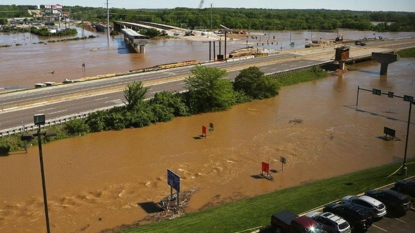 Mansfield Supply Alert: Flooding in St. Louis, MO