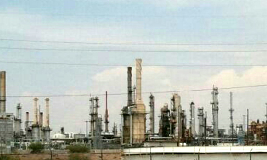 Supply Alert – Western Refining El Paso Fire