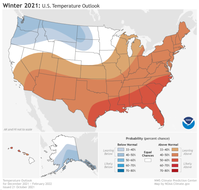 Can You Trust the Weather? Exploring the NOAA Winter Forecast